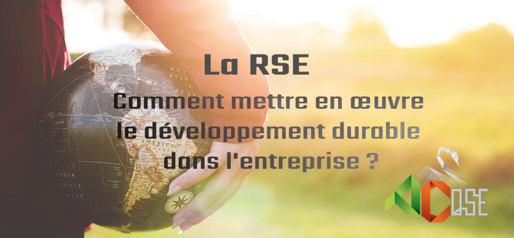 """Article """"La RSE, qu'es aquo ?"""""""
