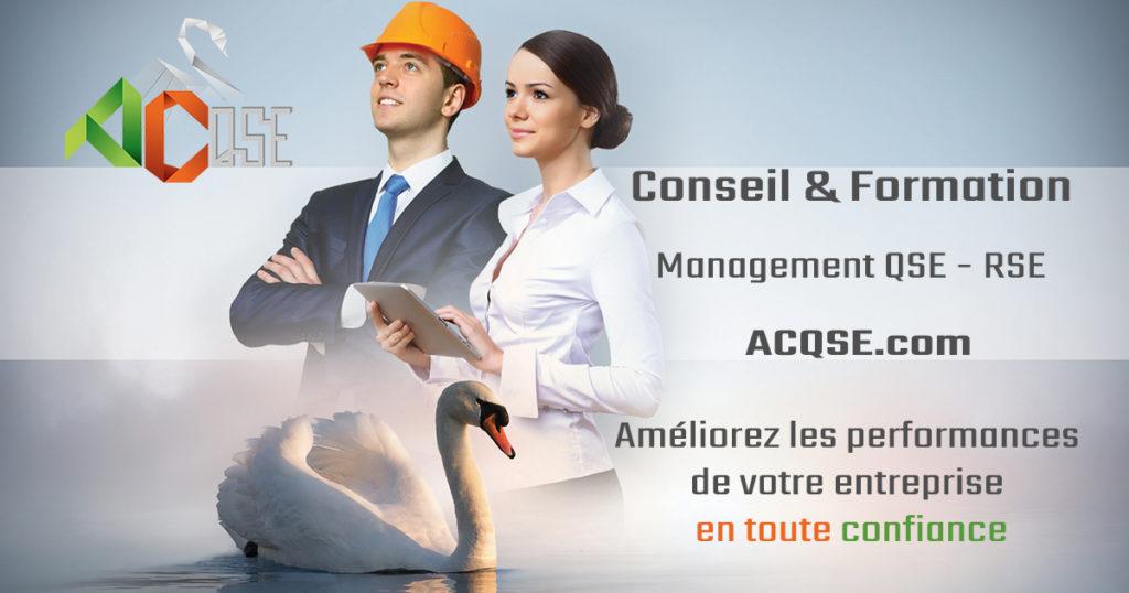 Conseil et formation AC QSE