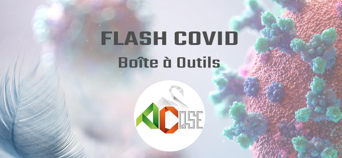 FLASH COVID 19 / Boîte à Outils : Veille réglementaire et sensibilisation salariés